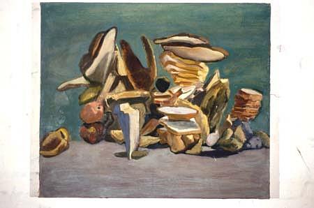Rachel Youens, Untitled 2002, oil on linen