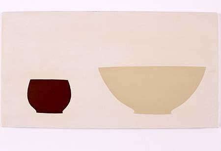 Eriko Yamanaka, Untitled 2002, oil, gesso on wood
