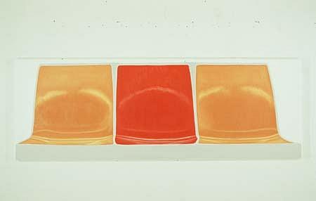 Douglas Wada, Untitled (Rockaway) 2000, oil on canvas