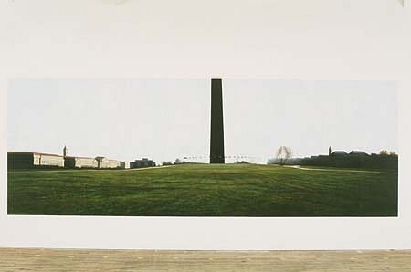 Peter Waite, D.C. 1992, acrylic on plastic panels