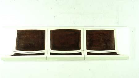 Douglas Wada, Dee/Glasoe 1997, oil on linen