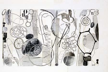 Maritta Tapanainen, Relic 2003, collage