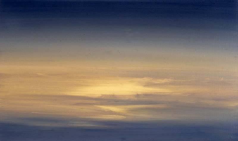 Kathryn Thomas, Untitled oil on fine linen