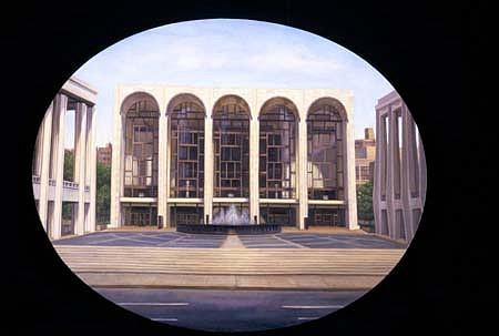 Annamarie Trombetta, Lincoln Center