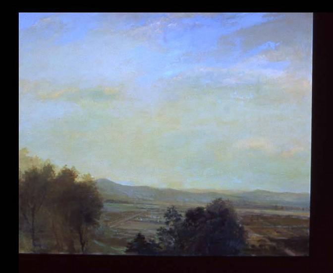 Valta Us, Bozeman Valley 2004, oil