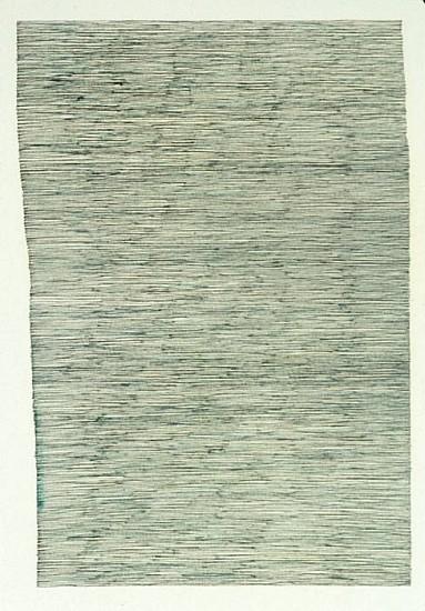 Marlene Vine, New Sounds 2008, pen and ink on paper