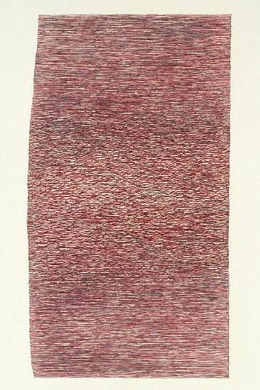 Marlene Vine, Untitled (08-14) 2008, pen and ink on paper