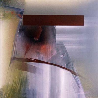 Richard Saba, It Happened Once 2002, acrylic on canvas