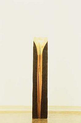 Kenzi Shiokava, Urban Totem XX 1998, wood
