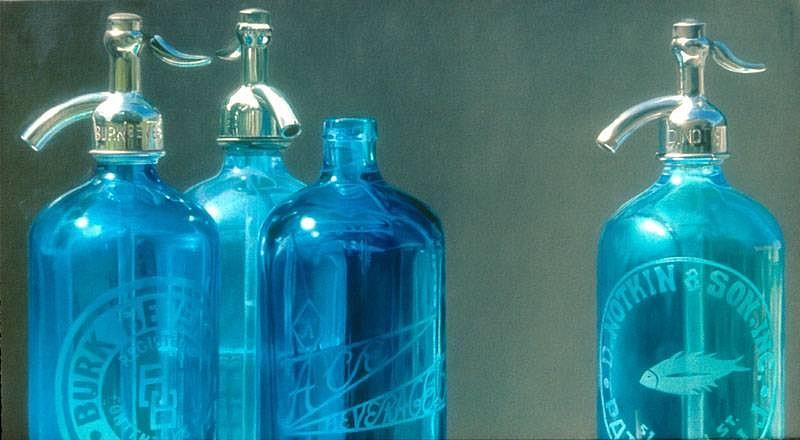 Steve Smulka, Ace 2007, oil on linen