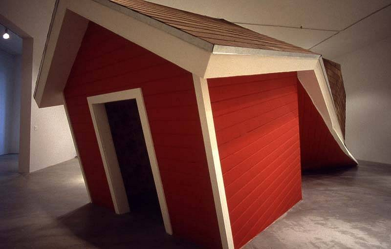 Primitivo Suarez Wolfe, Overturn 2000, building materials