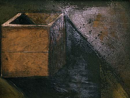 Tamas Szikora, Rembrandt's Box oil