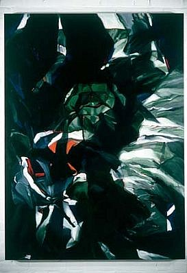 Deborah Remington, Ketu 1998, oil on canvas