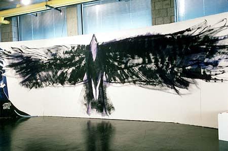 Marilyn Reynolds, Bird in Flight 1983 - 1984
