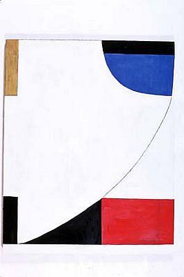 Edwin Ruda, C - 02 2002, oil on canvas