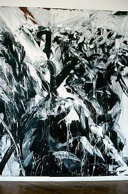 Barnaby Ruhe, III SNL Jazz 1992, acrylic