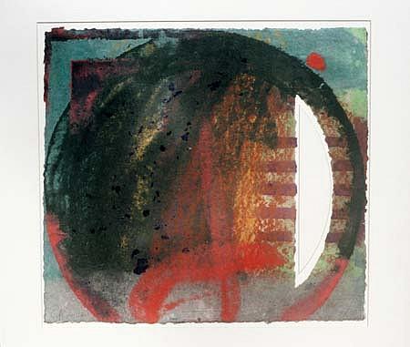 Paul Ryan, Cafe-Au-Lait 1996, pulp painting