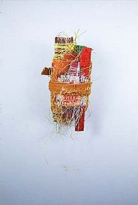 Wura-Natasha Ogunji, Untitled 2004, mixed media