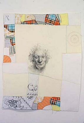 Elizabeth Olbert, Sugar Ann 2001, mixed media on paper