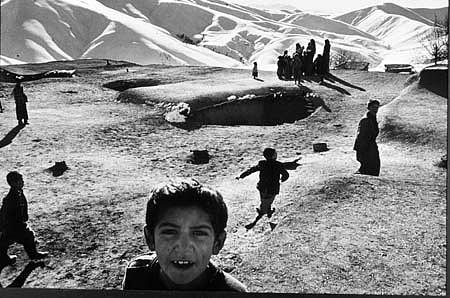 Gilles Peress, Telex Iran 1979, photograph
