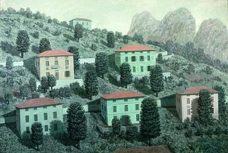 Robert Pittenger, Jezero - Bergamo 1991 - 1994