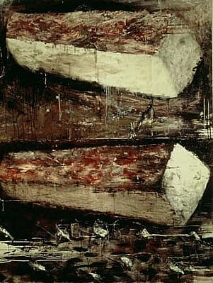 Ivo Prancic, Untitled 1994, oil on canvas