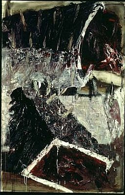 Ivo Prancic, Untitled 1993, oil on canvas