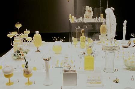 Franco Mondini Ruiz, Infinito Botanica @ New York 1999, mixed media