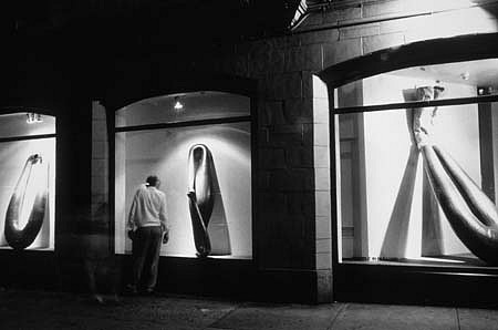 James Morris, Broadway Windows 1991