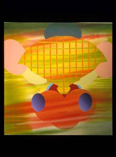 Stephen Mueller, Protogonos 2007, acrylic