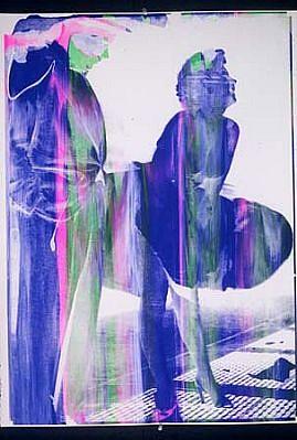Toby Mussman, 7-Year Itch, No. 3 2004, silkscreen