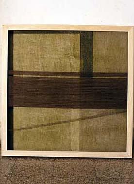 Manish Nai, Untitled 2003, mixed media