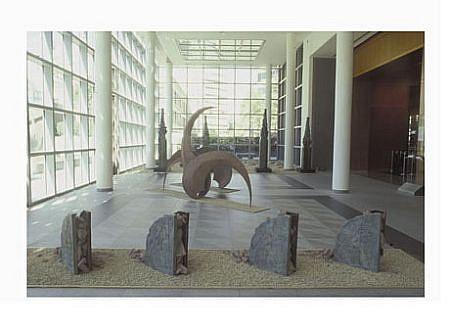 Keiko Nelson, Installation View 2002