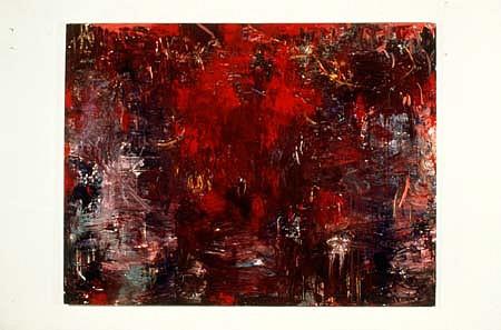 David Mann, Carmine's Way 1991, oil on canvas