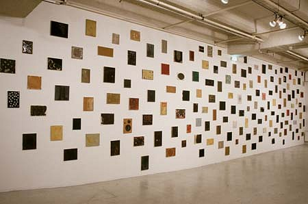 Didier Mencoboni, (Detail) Exposition Credac 1991