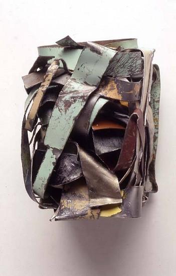 Ted Larsen, Mash 2007, compressed steel object