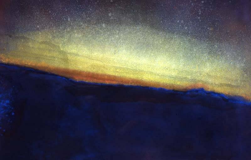 David Lucas, Horizon No. 2 2006, oil on canvas