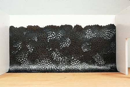 Andreas Kocks, Paperwork #408G (Model) 2004, graphite on paper