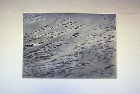 Gudrun Kristjansdottir, The Thaw I 2004, oil on canvas