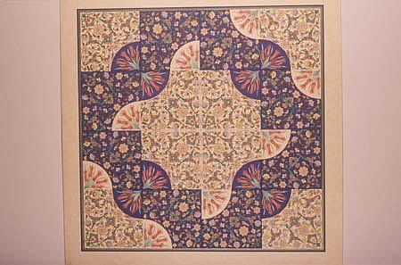 Ayse Kardas, Puzzle 1994, paper