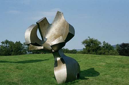 Joseph Ingleby, Resevoir Tap 1995, rivetted steel
