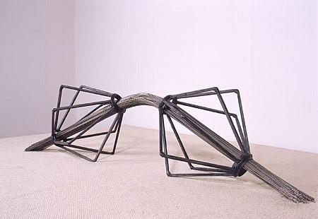 Leah Jacobson, Reverse Flow 2003, steel