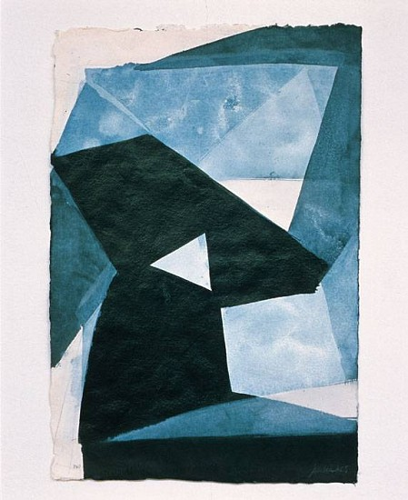 Inge Jakobsen, Untitled 2006, ink on paper