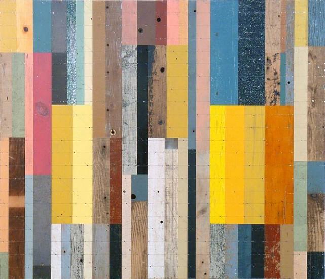 Duncan Johnson, Light House 2010, reclaimed wood
