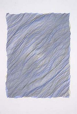 Jean-Pierre Hebert, Umbrous Azure 2003, ink on paper