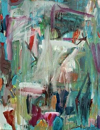 Pud Houstoun, Suma 1991, oil