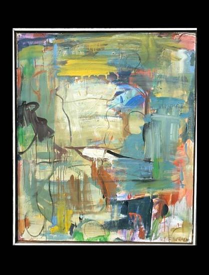 Pud Houstoun, Inner Eye 1998, oil on linen