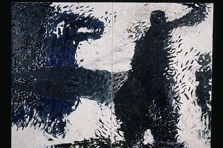 Sarah Hutt, Adios Lorenzo 1988, oil
