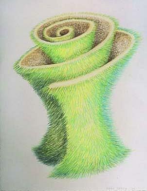 Cynthia Harper, Untitled 2004, colored pencil