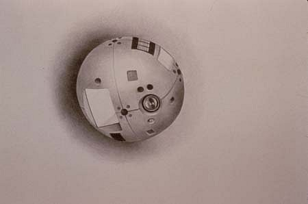 Kara Hammond, Personal Satellite Assistant 2000, graphite